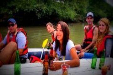 יום כיף וגיבוש בנהר הירדן